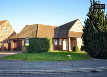 Thumbnail 3 bed bungalow for sale in Camargue Avenue, Waltham, Grimsby