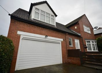 Thumbnail 3 bed detached house for sale in Berne Lea, Edgewell Road, Northumberland
