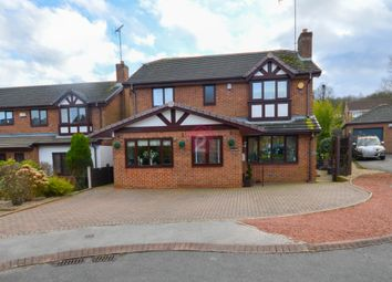 Thumbnail 4 bed detached house for sale in Owlthorpe Avenue, Mosborough, Sheffield