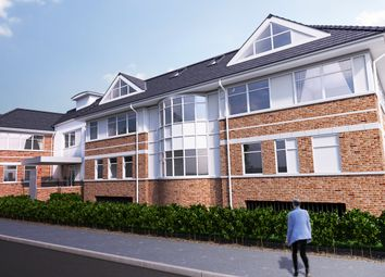 Thumbnail 2 bed flat for sale in Pound Road, Chertsey