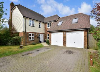 Thumbnail 5 bed detached house for sale in Woodlees Close, Sellindge, Ashford, Kent