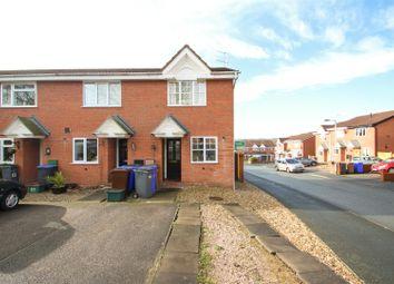 Thumbnail 2 bedroom town house for sale in Chatterley Street, Burslem, Stoke-On-Trent