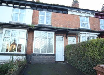 Thumbnail 2 bedroom terraced house for sale in London Road, Hinckley