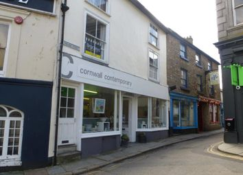 Thumbnail 1 bed flat to rent in Parade Street, Penzance, Cornwall
