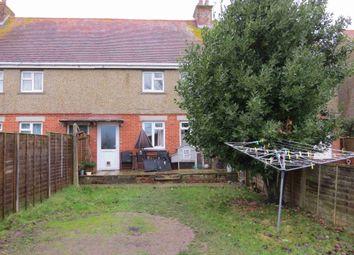 Thumbnail 4 bedroom terraced house to rent in Waverland Terrace, Gillingham, ., Dorset