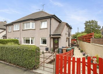 Thumbnail 2 bed flat for sale in 43 Marionville Drive, Meadowbank, Edinburgh