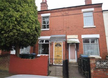 Thumbnail 2 bed terraced house for sale in North Street, Coventry