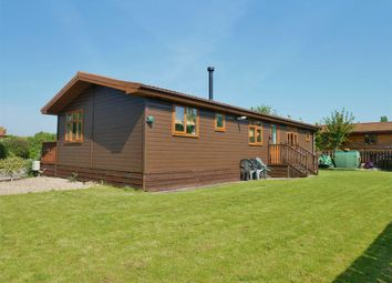 Thumbnail 3 bed mobile/park home for sale in Hull Road, Wilberfoss, York