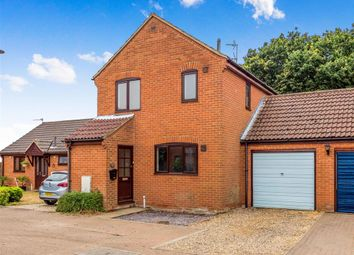 Thumbnail 3 bed link-detached house for sale in Highfield Close, Foulsham, Dereham