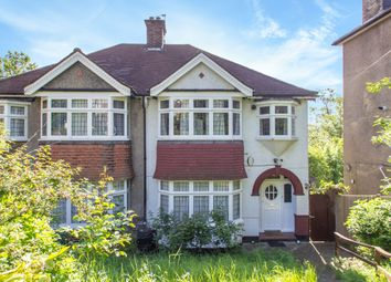 Thumbnail 3 bed semi-detached house to rent in Avondale Road, South Croydon, Surrey