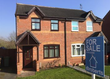 3 bed semi-detached house for sale in The Crescent, Stafford ST16