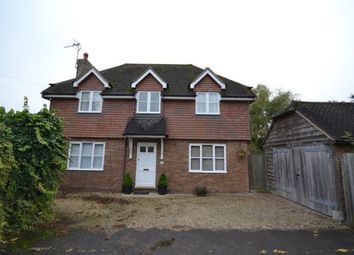 Thumbnail 4 bed detached house for sale in The Glebe, Bidborough, Kent