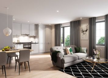 Thumbnail 2 bedroom flat for sale in Green Lane, Purley Way, Purley