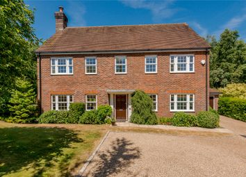 Thumbnail 4 bedroom detached house for sale in Hurst Park, Midhurst, West Sussex