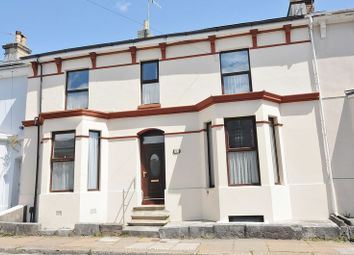 Thumbnail 3 bedroom terraced house for sale in Ilbert Street, Plymouth