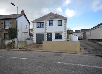 Thumbnail 4 bed detached house for sale in Railway Terrace, Carharrack, Redruth