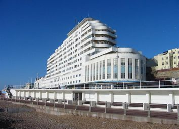 Thumbnail 1 bed flat to rent in Marine Court, St Leonards On Sea, East Sussex
