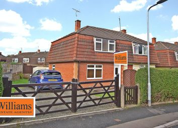 Thumbnail 3 bed semi-detached house for sale in Escley Drive, Hereford