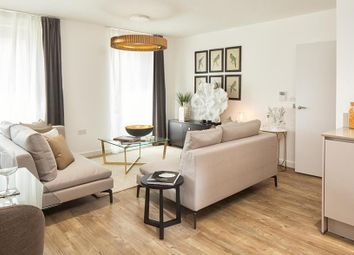 "Thumbnail 2 bed property for sale in ""Eider Apartments"" at Meadowlark House Moorhen Drive, Hendon, London"