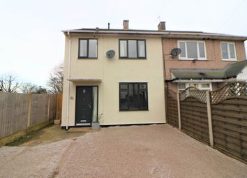 Thumbnail 3 bed semi-detached house for sale in Derry Grove, Thurnscoe, Rotherham