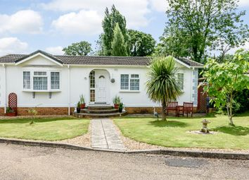 Thumbnail 2 bed mobile/park home for sale in Medina Park, East Cowes