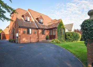 Thumbnail Detached house for sale in Stortford Road, Clavering, Saffron Walden