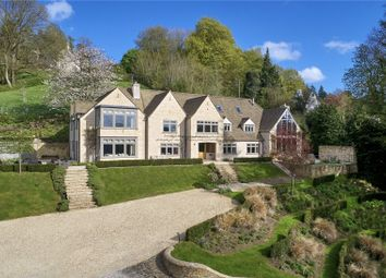 Thumbnail 6 bed detached house for sale in Theescombe, Amberley, Stroud, Gloucestershire