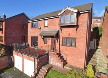 4 bed detached house for sale in Valley Park Close, Exeter EX4