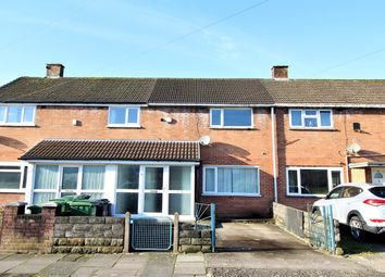 Thumbnail 3 bedroom terraced house for sale in Ball Road, Llanrumney, Cardiff