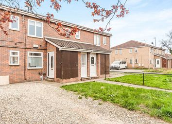 Thumbnail 1 bedroom flat for sale in Broadley Close, Hull