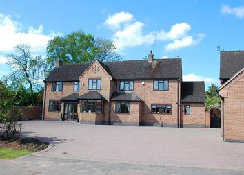 Thumbnail 4 bed detached house for sale in Mountsorrel Lane, Rothley, Leicestershire