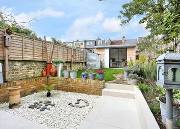 Thumbnail 3 bedroom terraced house for sale in Antrobus Road, Chiswick, London