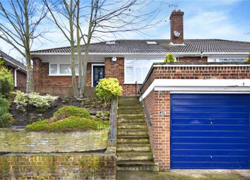 Thumbnail 4 bed semi-detached bungalow for sale in Broom Mead, Bexleyheath, Kent
