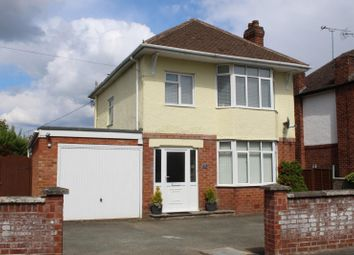 Thumbnail 3 bed detached house for sale in Web Tree Avenue, Putson, Hereford