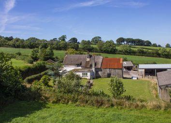 Thumbnail 3 bed farmhouse for sale in Northlew, Okehampton