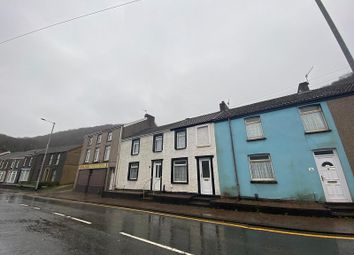 Thumbnail 3 bed terraced house to rent in Neath Road, Briton Ferry, Neath, Neath Port Talbot.