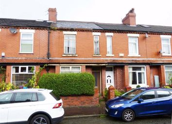 Thumbnail 2 bedroom terraced house for sale in Braemar Road, Fallowfield, Manchester