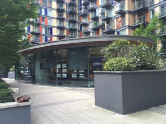 Thumbnail Retail premises for sale in Millharbour, London