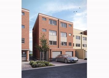 Thumbnail 4 bedroom town house for sale in Langdon Road, St. Thomas, Swansea
