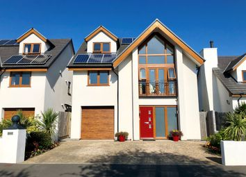 Thumbnail 4 bed detached house for sale in The Retreat, Nottage, Porthcawl