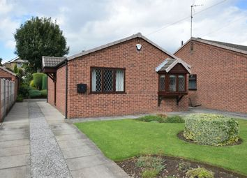Thumbnail 2 bed detached bungalow for sale in Delves Bank Road, Swanwick, Alfreton, Derbyshire