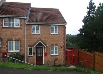 Thumbnail 2 bed end terrace house to rent in Cwrt Hocys, Llansamlet, Swansea
