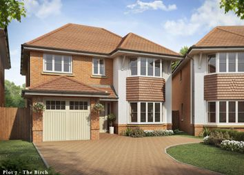 Thumbnail 4 bed detached house for sale in Springfield Avenue, West Kirby, Wirral