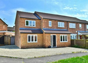 Thumbnail 3 bed semi-detached house for sale in Howard Road, Seer Green, Beaconsfield, Buckinghamshire
