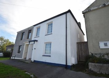 Thumbnail 3 bed semi-detached house for sale in Chapel Terrace, Falmouth