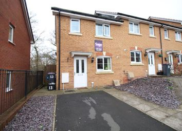 2 bed terraced house for sale in Thorncliffe Road, St. Dials, Cwmbran NP44