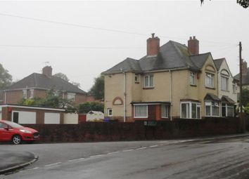 Thumbnail 3 bed semi-detached house for sale in Acreswood Road, Burslem, Stoke-On-Trent