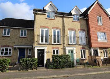 3 bed terraced house for sale in Guernsey Way, Kennington, Ashford TN24