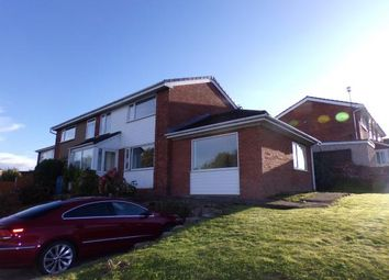 Thumbnail 3 bed semi-detached house for sale in Wood Lane, Pen Y Maes, Holywell, Flintshire