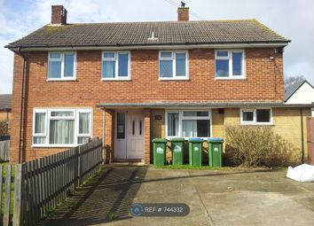 Thumbnail 2 bed flat to rent in Kingsclere Avenue, Southampton